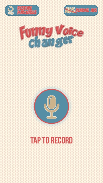 Funny Voice Changer with Sound Effects – Cool Ringtone Maker and Audio Recorder Free screenshot-3