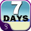 7 days of week Learning For kindergarten using Flashcards and sounds-Children's Story Book
