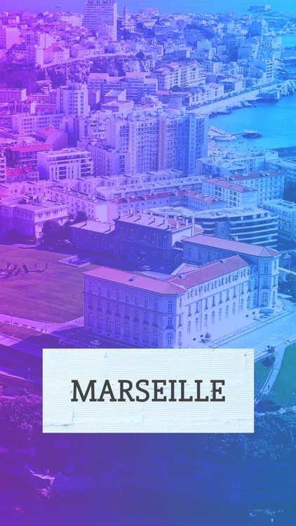 Marseille Tourism Guide screenshot-0