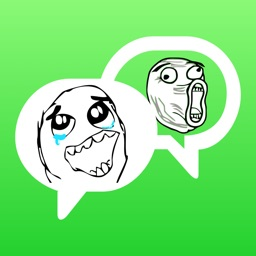 Memes For WhatsApp Plus - Funny free meme stickers generator for message