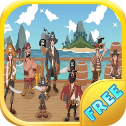 Pirate Jigsaw Puzzle for Kids