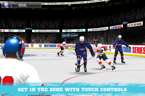 Hockey Classic 16 screenshot 2