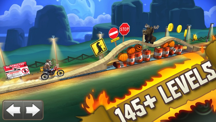 Bike Baron screenshot-0