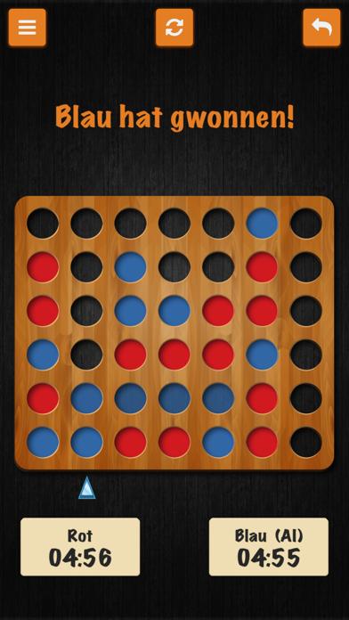 4 Gewinnt Prämie • Klassische Brettspiele screenshot three