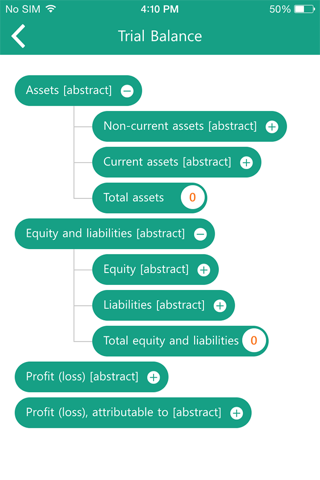 bSmart for Accounting - náhled