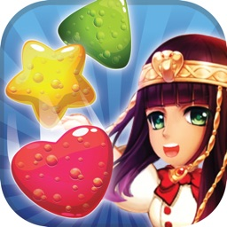Sweet Cookie Blast Crumble : Jelly Crush Crazy Candies Free Games