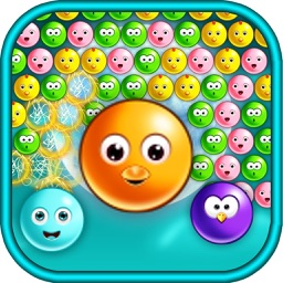 Bubble Pop Rescue Matching Ball Hero Games