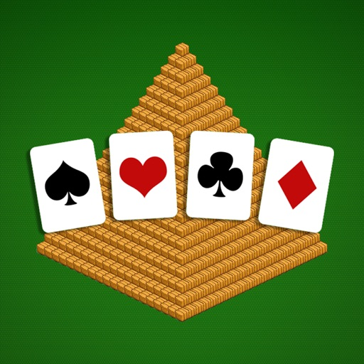 Pyramid Solitaire‧ icon