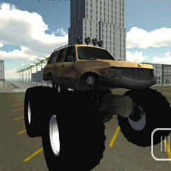 Monster Truck Driving Simulator 3D - Extreme Cars Speed