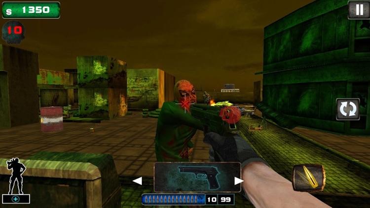 Frontier Zombie Sniper Shooting Showdown Dead Men Target Killing Games screenshot-4