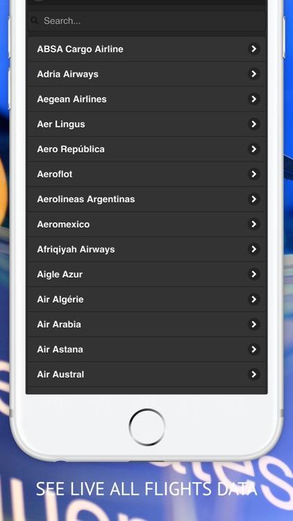 Flight Navigation Free screenshot-4