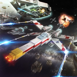 Ego Wars Free . Iron SpaceShip Combat Simulator