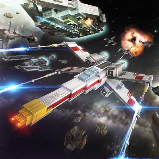 Galaxy Wars . Галактика игра самолетов войны