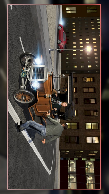 Mafia Gangster City Crime 3D screenshot-4