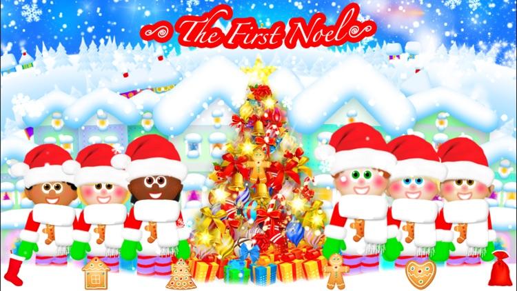 Little Christmas Carolers for Kids screenshot-0