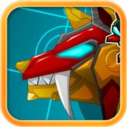 机甲狼战士:恐龙游戏免费