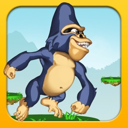 Gorilla Jump - Fun Action Game