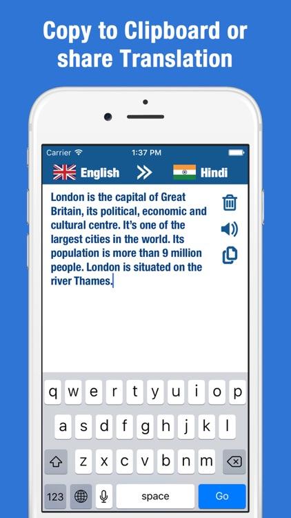 english to hindi translation app