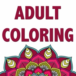 Mandala Coloring Book Adults Calm Color Therapy on the App Store