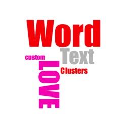 Word Cluster Maker