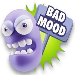 3D Bad Mood Expressions