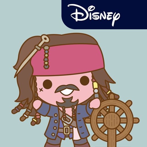 Disney Stickers: Pirates of the Caribbean