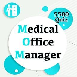 Medical Office Manager 5500 Flashcards & Exam Quiz