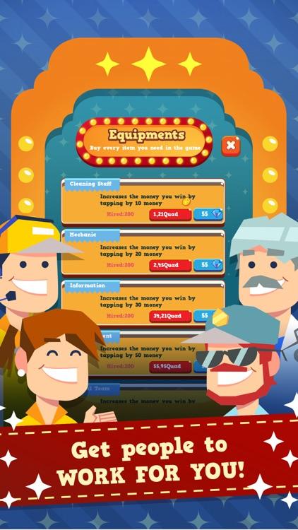 Magic Park Clicker - Build Your Own Theme Park!