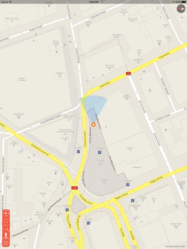 Port Arthur Offline bản đồ và hướng