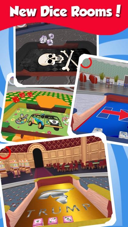 Dice World - 6 Dice Games! screenshot-3