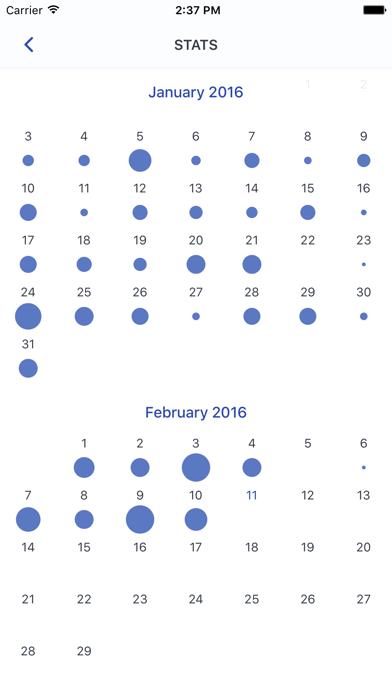 FocusList: Focus timer and daily planner Screenshot 3