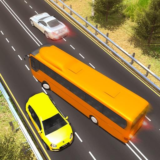 Endless Traffic Highway Racer