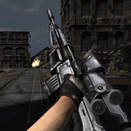 3D Zombie Attack - Shooting Free Games