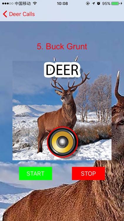 Real Deer Hunting Calls & Sounds