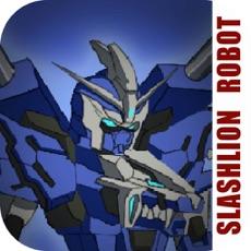 Activities of Lion Slashing: Iron Robot Simulator and Fighting