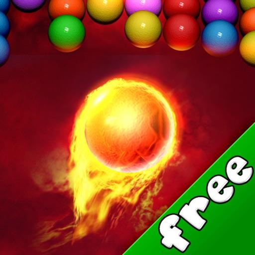 Attack Balls Bubble Shooter Free