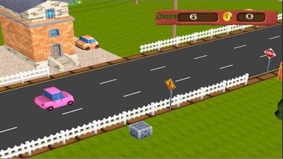 Rush Crazy Driving: Car Racing screenshot four