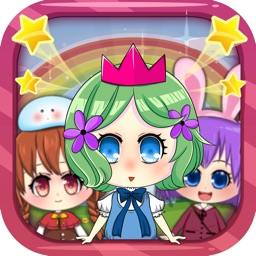 Dress up Your Character with Kawaii Anime Girls
