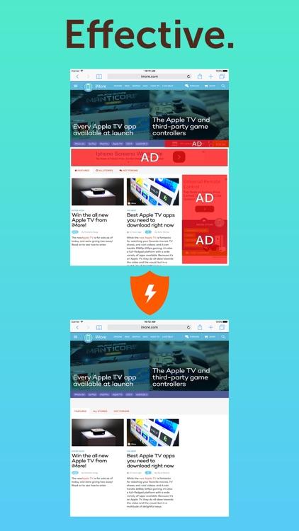 Ad Vinci - Best Ad Blocker for Swift Safari Web Browsing