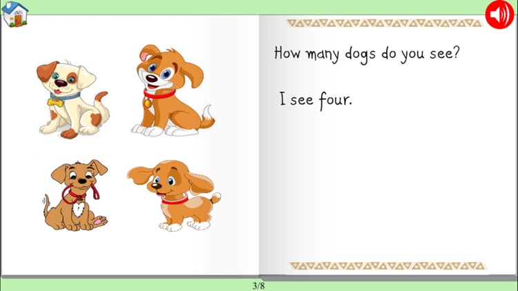 Kindergarten Phonic Reading Short Stories for kids screenshot-1