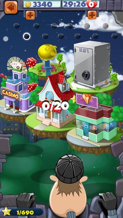 Jewel Blast Thief Quest Adventure – Match 3 Puzzle screenshot-3