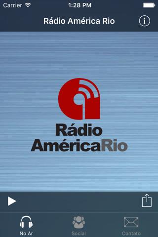 Rádio América Rio - náhled