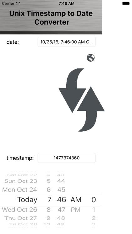 TimeStampDate