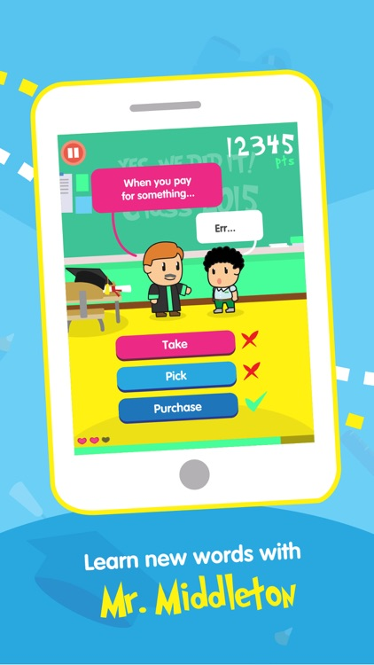 Oh My English! Game On screenshot-3