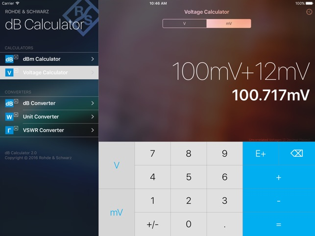 dB Calculator on the App Store