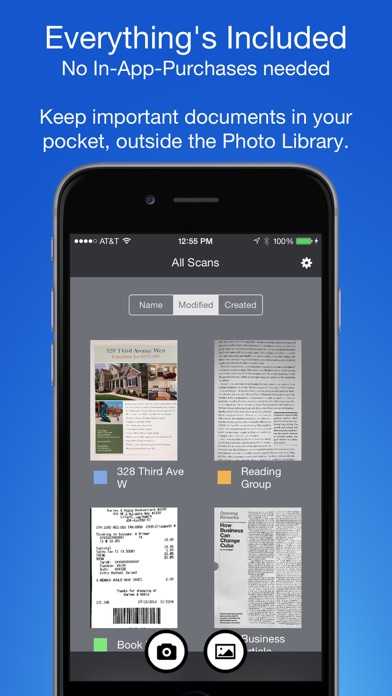 Download Smart PDF Scanner for Pc