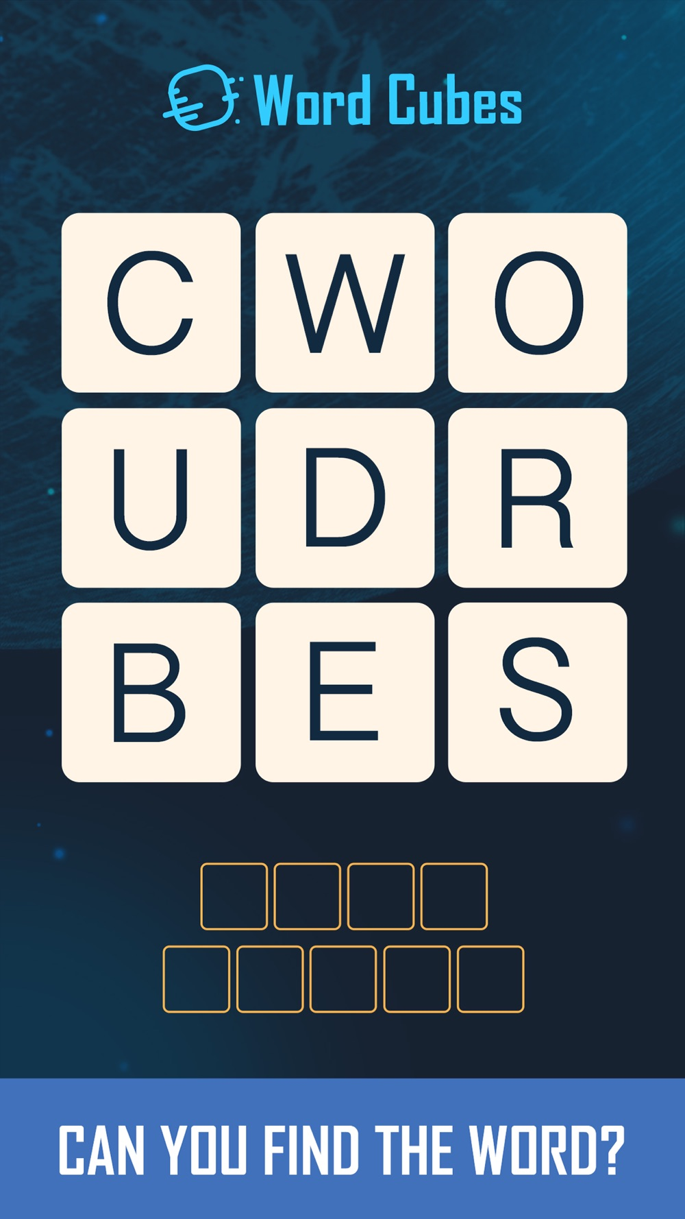 Word Cubes Cheat Codes