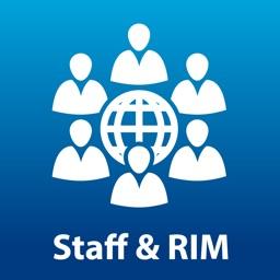 Staff & RIM