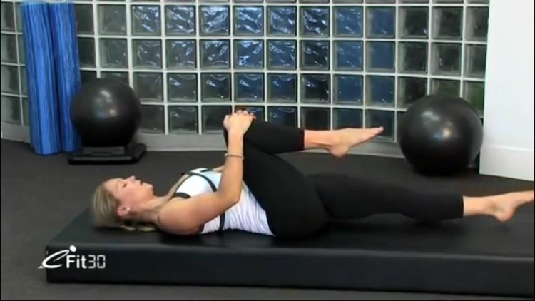 Pilates Workouts Master Class screenshot-3