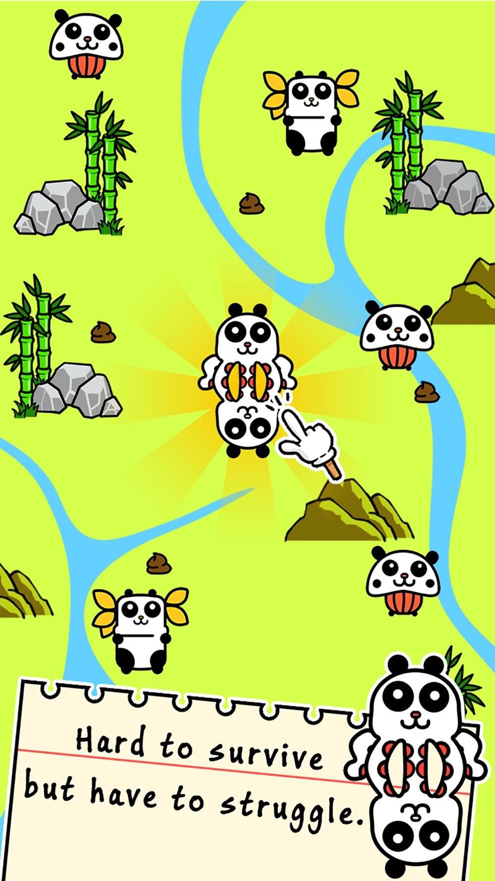 Panda Evolution - Halloween Clicker Games hack tool